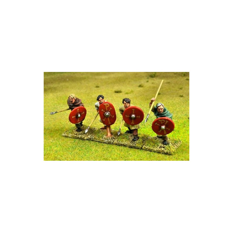 Arthurian Spearmen II (attacking)