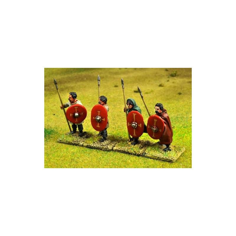 Arthurian Spearmen I (standing)