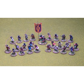 Early Saxon Skirmish Warband for Saga