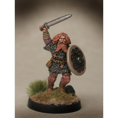 Ulf the quarrelsome, personnage légendaire irlandais