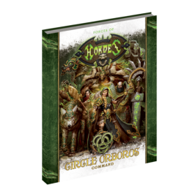 Circle Orboros Command en anglais (Soft cover)