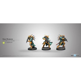 Hsien Warriors  (MULTI Rifle)