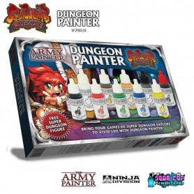 Super Dungeon Explore Paint Set