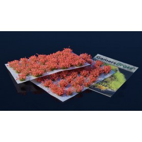 Red Flowers 6mm