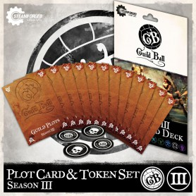 Season 3 Plot Card Deck
