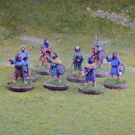 Pict/Scots Spearmen