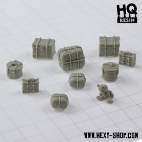 Travel Set – Basing Kit