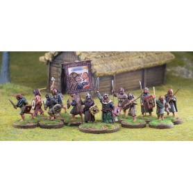 Picts Skirmish Warband for Saga