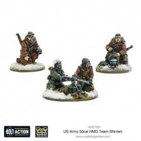 US Army 50cal HMG Team (Winter)