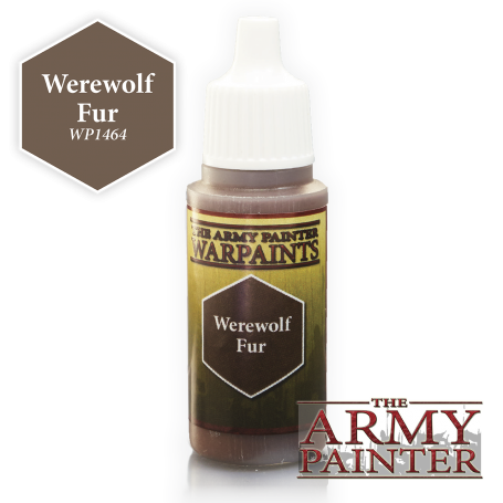 Werewolf Fur
