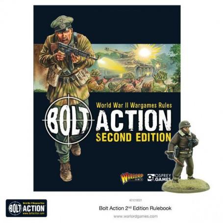 Livre de règles Bolt Action 2nd Edition VF