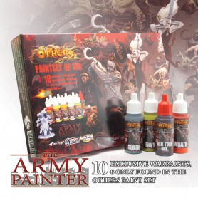 The Others Paint Set