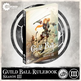 Guild Ball Season 3 Rulebook (anglais)