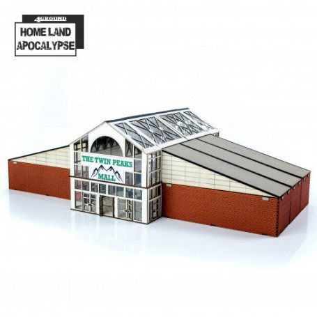 Twin Peaks Shopping Mall Collection