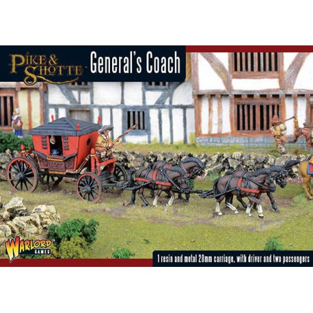 Pike & Shotte General's coach
