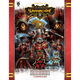 Khador Command en anglais (Hard cover)