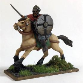 Seigneur Briton à cheval