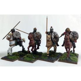 Gardes Britons à cheval