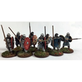 Guerriers Britons