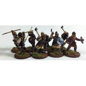 Guerriers Saxons