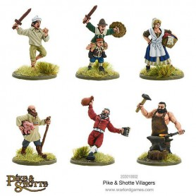 Pike & Shotte Villagers