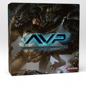 Alien versus Predator second edition