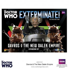 Daleks & Davros Expansion Set