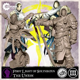 The Union: First Light of Solthecius