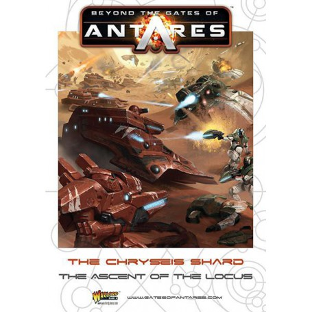 The Chryseis Shard – Ascent of the Locus + figurine exclusive