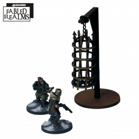 Mordanburg Stocks and Gibbets