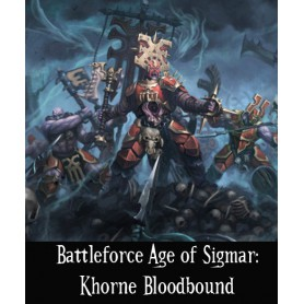 Battleforce: Khorne Bloodbound