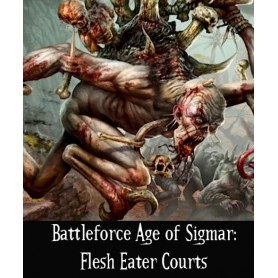 Battleforce: Flesh-Eater Courts