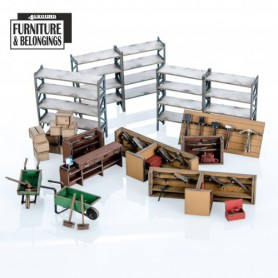 Shopping Mall: Hardware Store Collection