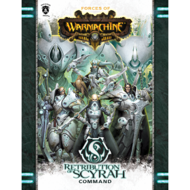 Scyrah Command en anglais (Soft cover)