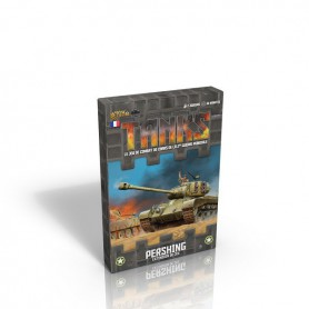 TANKS • Pershing