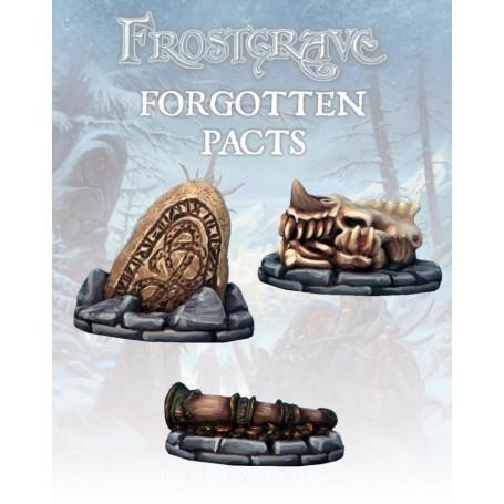 Pions trésors des Pactes Oubliés(3)