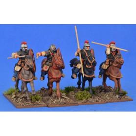 Gardes Romains montés