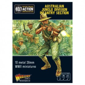 Australian Jungle Division Infantry Section