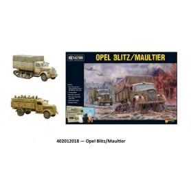 Opel Blitz/Maultier
