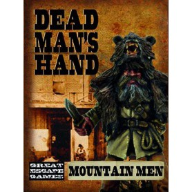 Dead Man'S Hand - Mountain Men