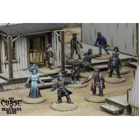 Dead Man'S Hand - The Baron Boxed Gang