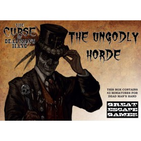 Dead Man'S Hand - The ungodly horde