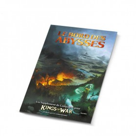 Le Bord des Abysses (en français, extension pour Kings of War)