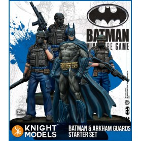 BATMAN STARTER SET V2