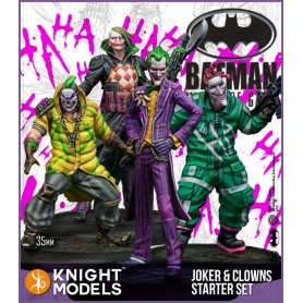 JOKER AND CLOWNS STARTER SET V2