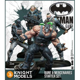 BANE AND MERCENARIES STARTER SET V2