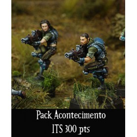 Pack Acontecimento ITS 300 pts