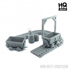 Crystal Mine Basing Kit 2