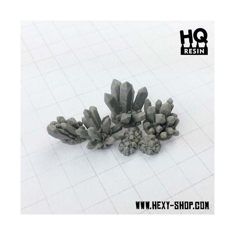 Crystals Basing Kit