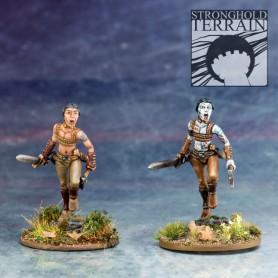 Les Héros d'Arthur (3 figurines inspirées du film)